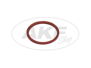 Item Image Sealing ring 18 x 21x 1 for screw plug - carburettor suitable for RT125