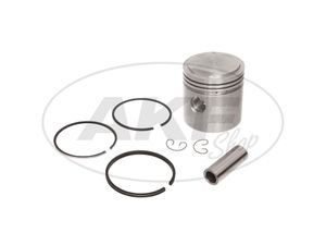 Item Image Flat piston complete 70.50 K20 (5th oversize) pass. For AWO 425S