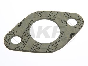 Item Image Seal to the carburettor flange - 2 mm thick, ø 27 mm pass. For AWO 425S (brand: PLASTANZA / material AMF 39)