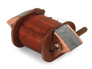 Item Image Primary coil 8307.8-110 / 1, 6V - Simson S51, KR51 / 2 Swallow, SR4-3 Sperber, SR4-4 Habicht