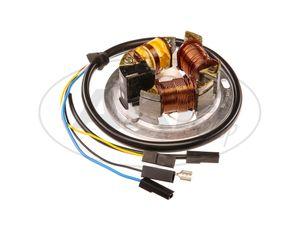 Grundplatte 8305.1/1-100, 6V Elektronik, 35/21W Bilux - Simson S51, S70, KR51/2 Schwalbe -  Bild 1