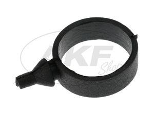 Artikelbild Einhängegummi mit runder Aufnahme für Blinkgeber ETZ125, ETZ150, ETZ250