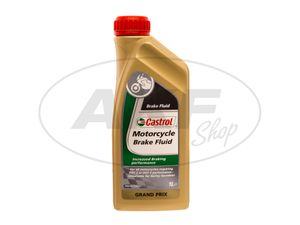 Item Image Castrol brake fluid exceeds DOT4 - 1l