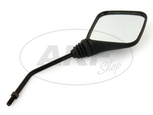 Item Image Rear view mirror B & M right, with left-hand thread f. Domino Fittings, 912/530 VRME-1 S53 MS50
