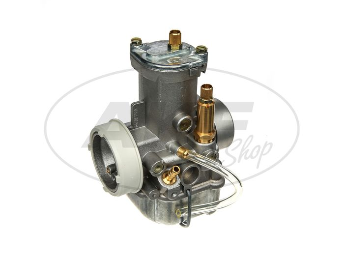 Carburetor BING 84/30 / 110A-01 (connector) - MZ ETZ250, ETZ251, ETZ301, TS250 - Image #1