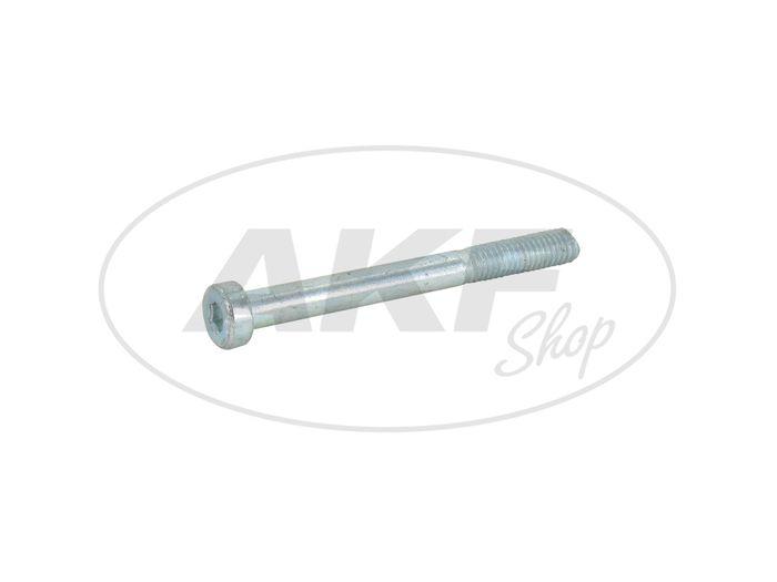 Zylinderschraube Innensechskant, niedriger Kopf M6x60 - DIN7984 - Bild #1