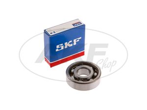 Item Image Ball bearing 6303 T9 (TN9), clutch shaft - Simson SRA25 / 50