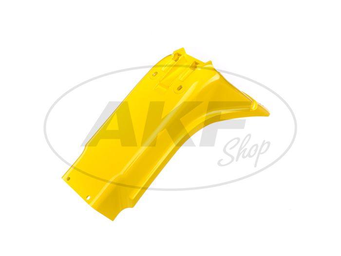 Kotflügel hinterer S53 - PE Zinkgelb lackiert - ohne Halter f. Rückleuchte - Bild #1