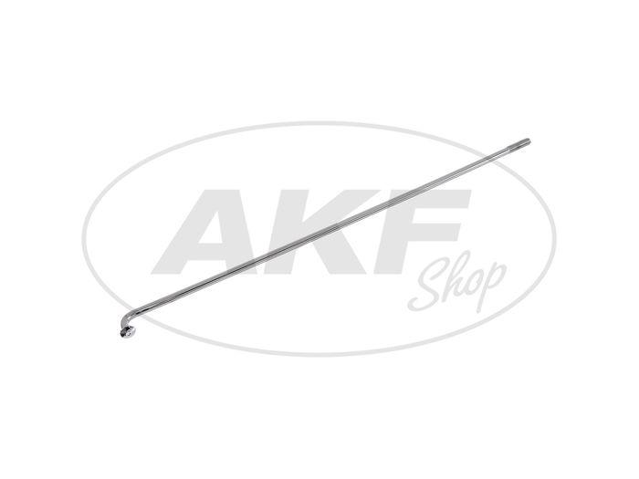 Speiche - 200mm M3,5 verchromt - für Simson S53, S83