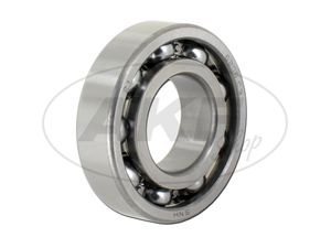 Item Image Ball bearing 6206 C3, engine housing - for Simson AWO 425S, 425T