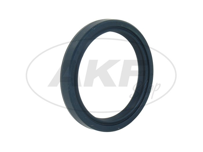 Shaft seal ring 35x43x06, blue - for AWO 425T - Image #1