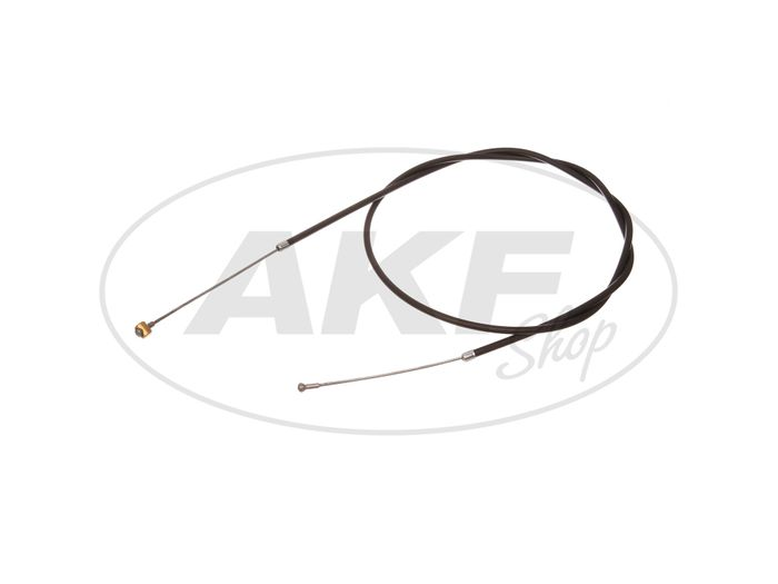 Clutch cable without adjusting screw in black - AWO425 - Image #1
