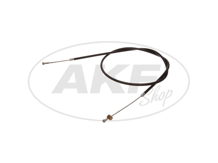 Brake cable front, black, new version - AWO 425T - Image #1