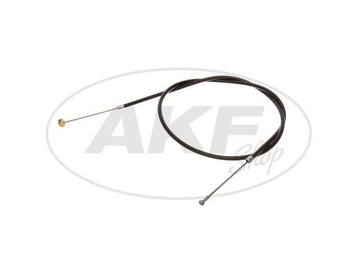 Brake cable front, black, old version - AWO 425T - Image #1