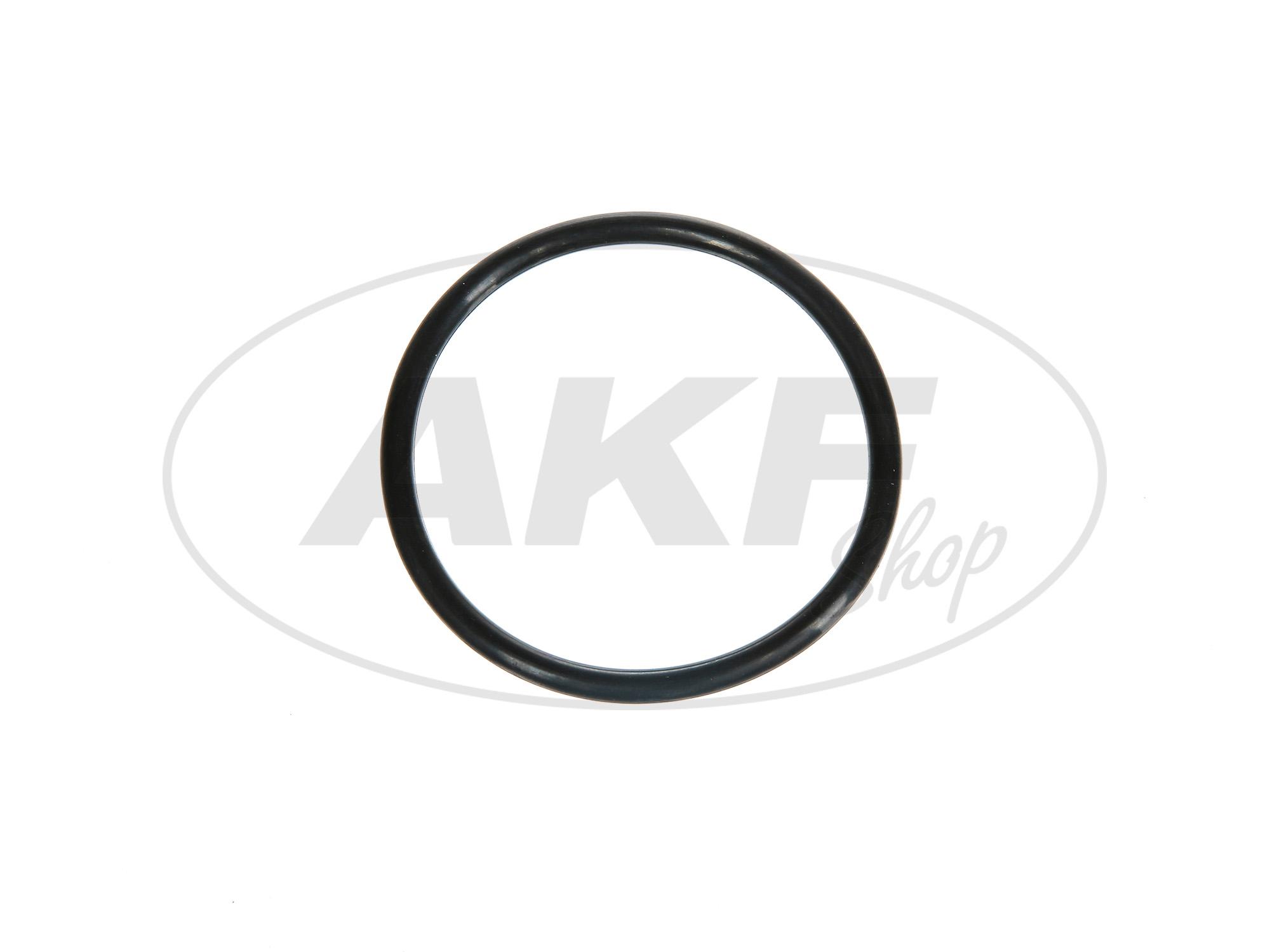 Zoom Ansicht Endstückdichtung rund, 68 x 5mm - für Simson S50, S51, KR51 Schwalbe, SR50, u.a.