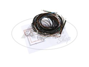 Item Image Cable set for ES 125,150 plug-in contacts