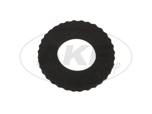 Item Image Tank protection ring from foam rubber for moped (120x60) black