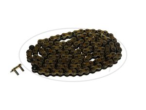 Item Image Roller chain IRIS 428 GSX, 130 links - for Simson Schikra - MZ ETZ250