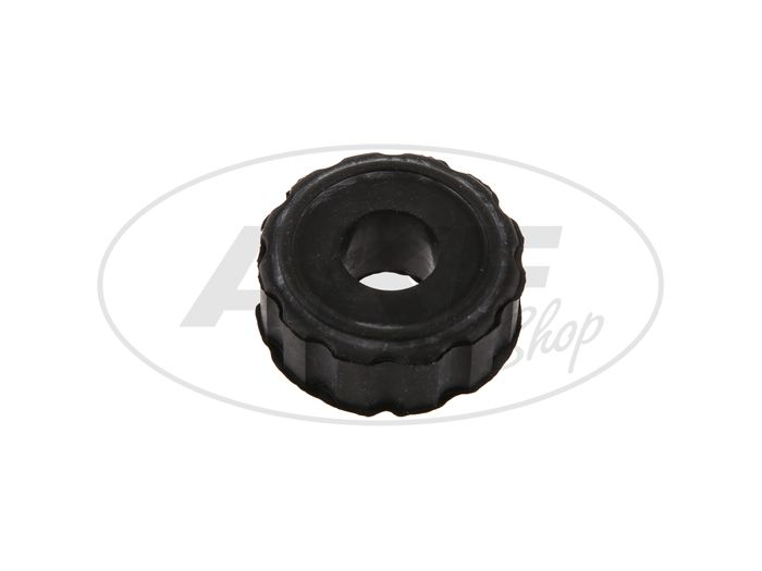 Rubber bush for motor bearing Simson SR50, SR80, large - Image #1