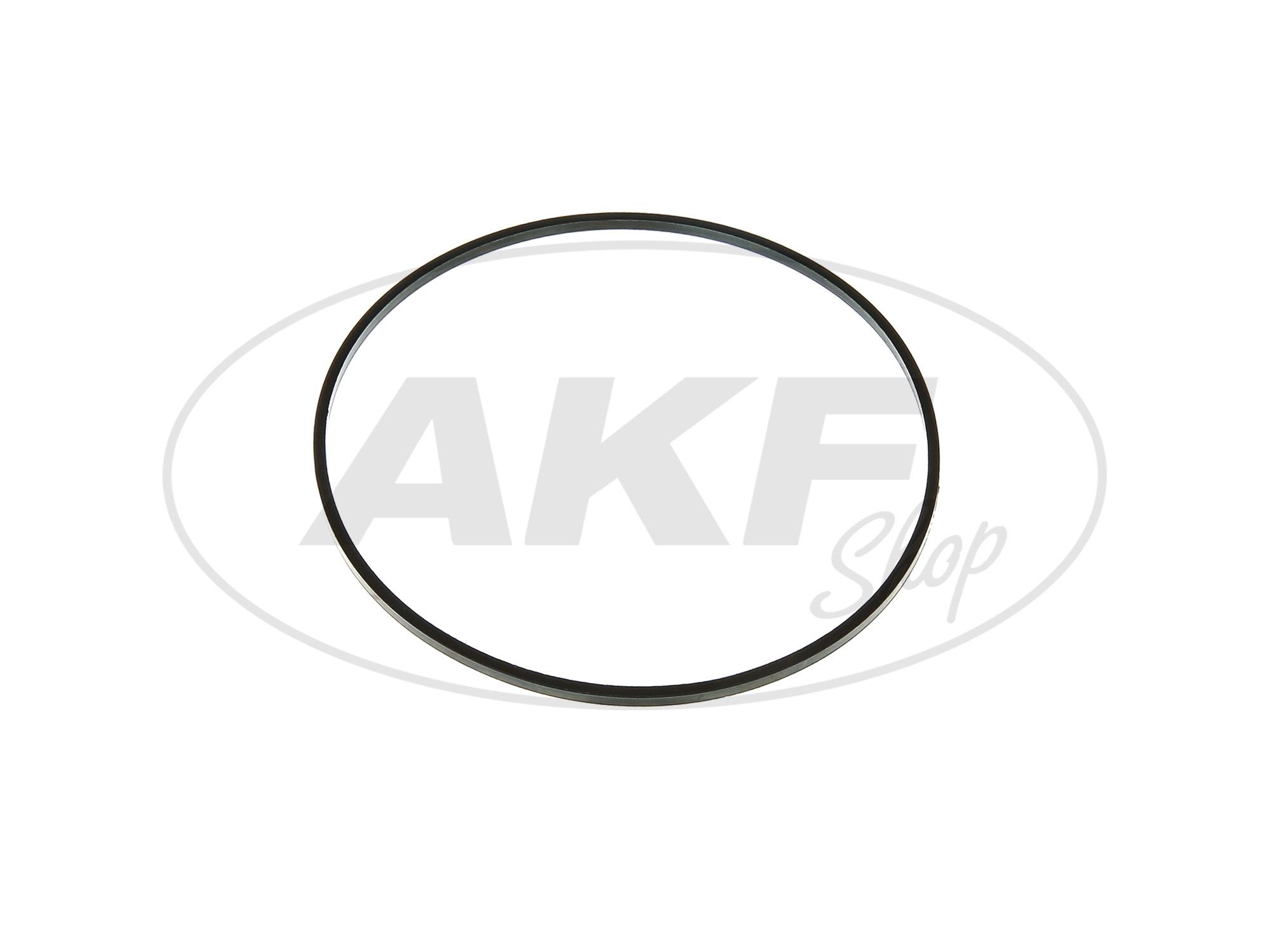 Zoom Ansicht Gummi - Dichtungsring für Blinker - für Simson S50, S51, S70, SR50, SR80, MZ ETZ, TS