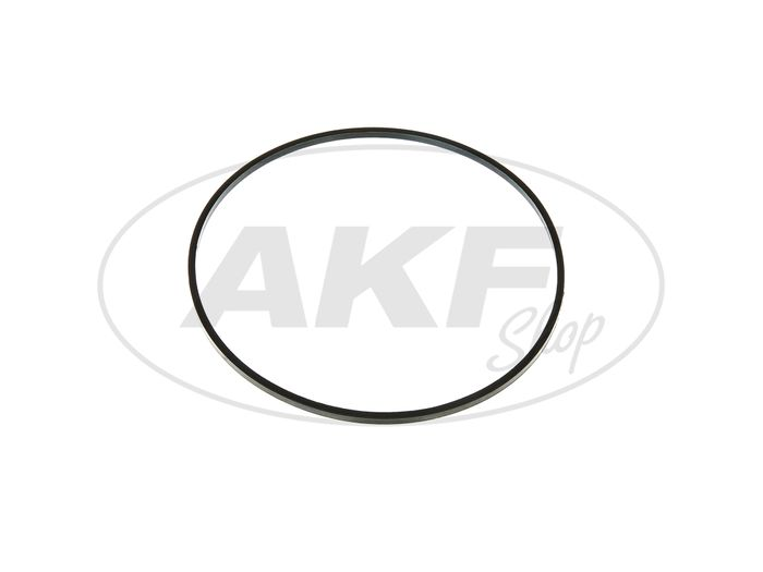 Rubber sealing ring for indicator light - for Simson S50, S51, S70, SR50, SR80, MZ ETZ, TS - Image #1