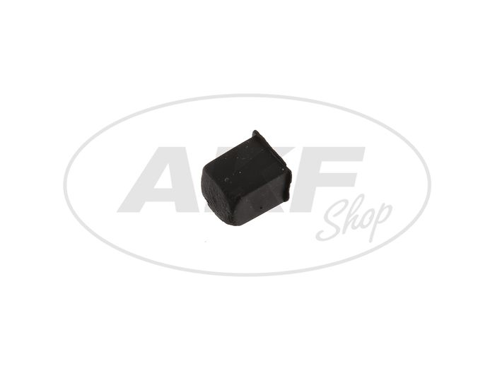 Gummistopfen für Kippständer - Simson S51, S53, S70, S83, SR50, SR80, Schwalbe KR51, SR4 - Bild #1
