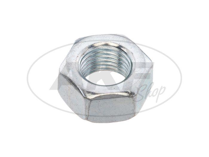 Hex nut M12x1,25 - DIN934 - Image #1