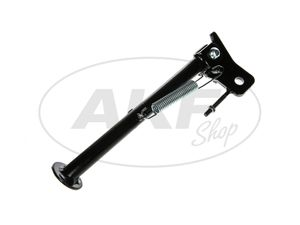 Item Image Side stand with 2 springs in black for S51 self-folding