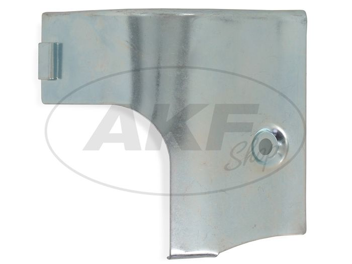 Semitrailer motor braid, galvanized - for Simson KR51 / 1 swallow, SR4-2 Star, Duo 4/1 - Image #1
