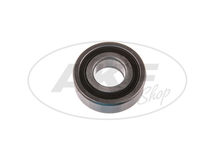 Cylindrical roller bearings NUP204 ECP, sports crankshaft bearing - for Simson S51, S70, S53, S83, KR51 / 2 swallow, SR50, SR80 - Image #1