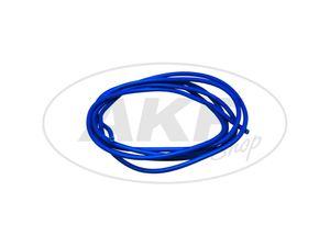 Kabel - Blau 0,50mm² Fahrzeugleitung - 1m -  Bild 1