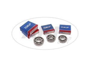 Item Image Set: ball bearing motor, 4-piece - Simson SR4-1 spar P / K, SR1, SR2, KR50
