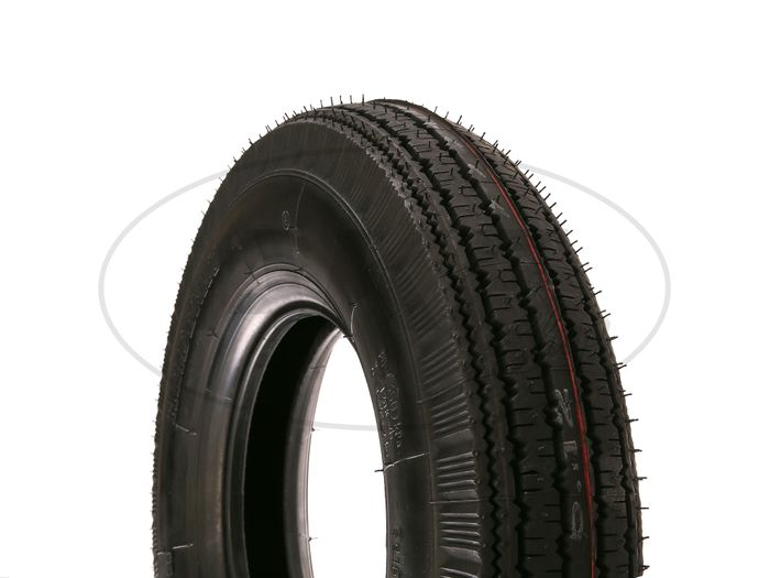 Tires 4.00 x 8 (P30 for Trabant trailer) - Image #1