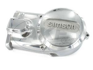 """Lichtmaschinendeckel Alu-hochglanzpoliert mit """"SIMSON"""" Schriftzug - Simson S51, S53, S70, S83, SR50, SR80, KR51/2 -  Bild 1"""