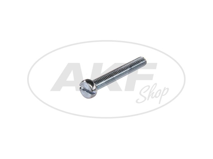 Cylinder screw, slot M5x35 - DIN84 - Image #1