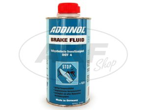 Item Image ADDINOL Brake Fluid DOT4 - Brake fluid - 0,5l