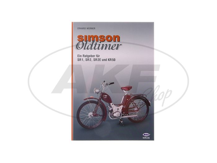 "Book - ""Simson - Oldtimer"" - Image #1"