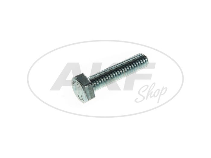 Hexagon socket screw M6x25 - DIN933 - Image #1