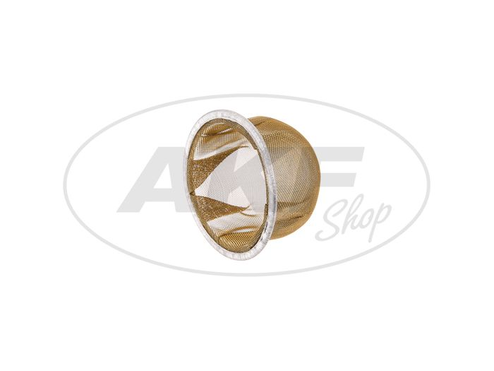 Fuel filter, Ø40mm for all SIMSON mopeds, mokicks and scooters - Image #1