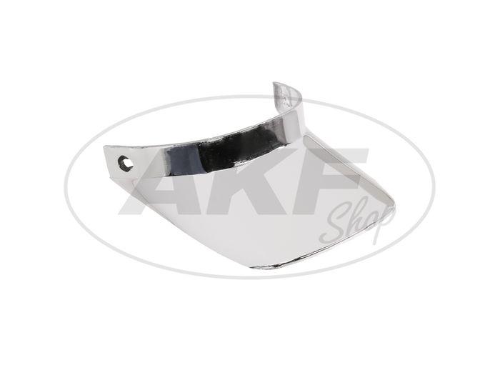 Schmutzfänger - hinten für ETZ 250, Chrom - Bild #1