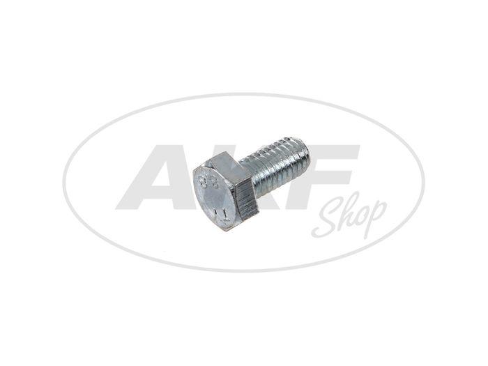 Hexagon socket screw M8x16 - DIN933 - Image #1