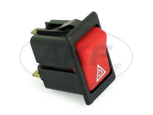 Item Image Rocker switch with light switch 8620.19 / 10 Simson Albatros SD50 Loudspeaker wheel