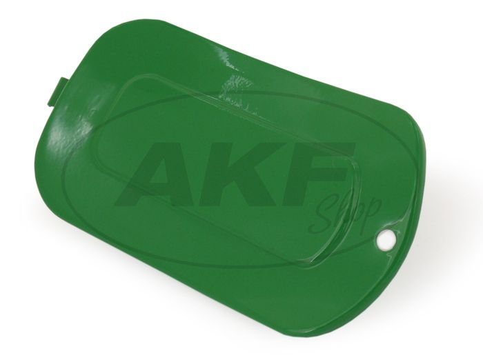 Battery compartment cover for knee plate - for Simson KR51 / 1 Schwalbe, KR51 / 2 - Image #1