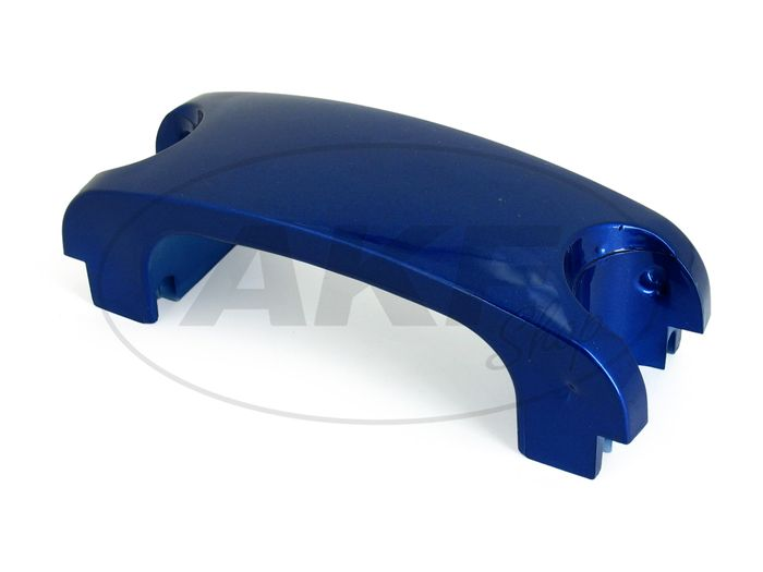 Bridge for mudguards - lacquered, cobalt blue metallic - Image #1