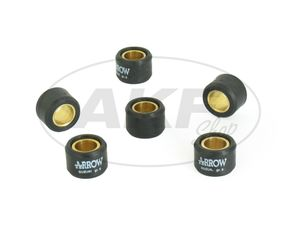 Item Image Set: control rollers 6 pieces 25 km / h SRA 25/50 Star