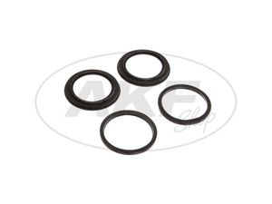 Item Image Brake Caliper Repair Kit (2x Piston Seal, 2x Collar) - MZ ETZ125, ETZ150, ETZ250, ETZ251, ETZ301