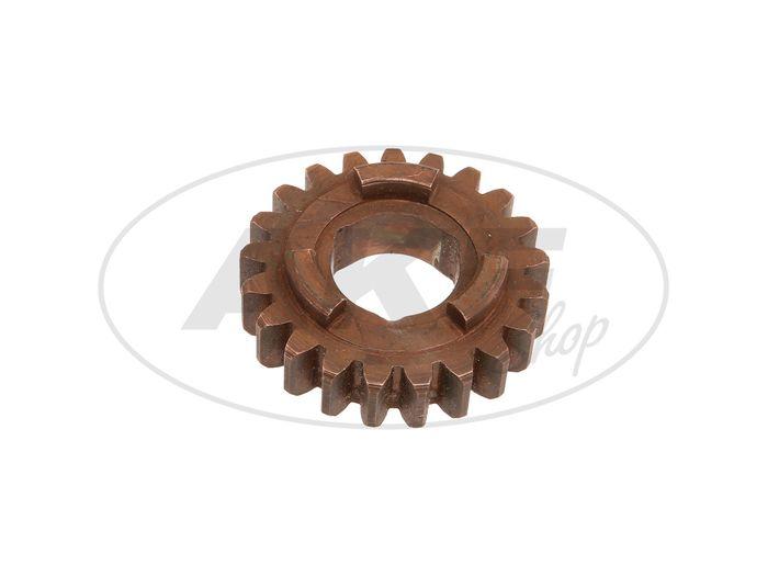 Drive wheel - 4th gear ETZ 250, 251/301 TS 250/1 - Image #1