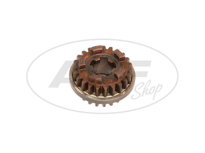 Shift wheel 1st and 3rd gear - MZ ES125, ES150, ETS125, ETS150, TS125, TS150, RT125 / 3 - IWL SR59 Berlin, TR150 Troll - Image #1