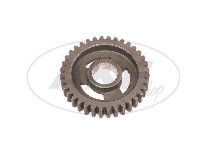 Gear wheel 1st gear ETZ 250, 251/301 TS 250, 250/1 - Image #1