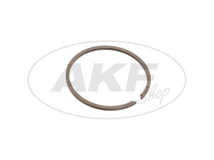 Piston ring Ø54.00 x 2 mm - MZ ETZ125, TS125, ES125, ETS125 - Image #1
